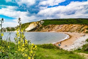 Swim & Trek @ Durdle Door, Man O' War Bay, Lulworth Cove & Worbarrow Bay | England | United Kingdom