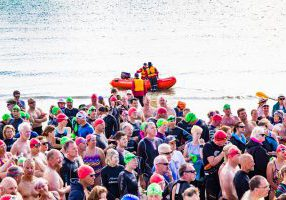 Seahorse Swim Race Briefing 2017